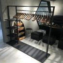 Clothing display rack clothing Metal F042 Other / other Official standard