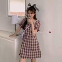 Yoga clothes S,M,L,XL Picture color purple, purple potato blue female Other / other suit children Short sleeve