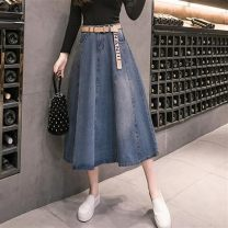 Dress female Other / other S,M,L,XL,2XL,3XL Other 100% other Umbrella skirt 3 months