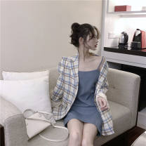 Casual suit Summer 2021 Beautiful clothes for a long time Other 100%