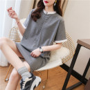 Pocket towel Grey s Grey m grey l grey XL grey 2XL Black s black m black l Black XL Black 2XL other Dai Jinqing Summer 2021