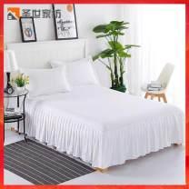 Bed skirt 120cmx200cm, 180cmx200cm, 200cmx220cm, 150cmx200cm, a pair of pillowcases here, 180cmx220cm cotton White, dark gray, dark green, sky blue, dark blue, coffee, pink, fruit green, bright yellow, beige, grape purple, light lake blue, light camel, snow blue, carmine, silver gray, jade A01289