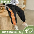 trousers Zhen Youfan male 100cm 110cm 120cm 130cm 140cm 150cm 160cm 170cm 180cm Black blue white dark grey light grey summer trousers leisure time There are models in the real shooting Casual pants Leather belt middle-waisted cotton Don't open the crotch 6219 - copy 2 Class B Summer 2021 Taizhou City