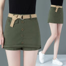 Casual pants Black army green 26/S 27/M 28/L 29/XL 30/2XL 31/3XL Summer 2021 shorts Straight pants Natural waist Versatile Thin money 96% and above YC824 Grid clothes cotton pocket cotton Cotton 98% polyurethane elastic fiber (spandex) 2% Pure e-commerce (online only)