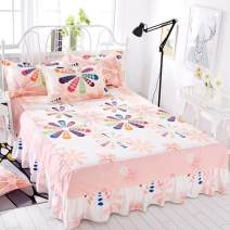 Bed skirt Bed skirt 1.0x2.0m, bed skirt 1.2x2.0m, bed skirt 1.5x2.0m, bed skirt 1.8x2.0m, bed skirt 1.8x2.2m, bed skirt 2.0x2.2m Acetate fiber Other / other Plants and flowers