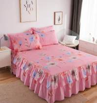 Bed skirt 180cmx220cm pillow case I10 -, 200cmx220cm pillow case B65 -, 180cmx200cm pillow case z84 -, 120cmx200cm pillow case u99 -, 150cmx200cm pillow case B44- Others Other / other Plants and flowers Qualified products