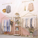 Clothing display rack clothing iron Js-404 combination series Art student Official standard