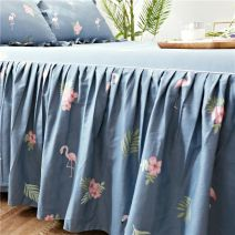 Bed skirt cotton Other / other Cartoon animation Qualified products