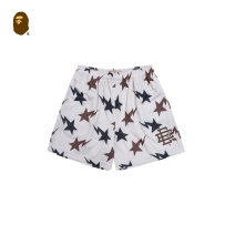 Casual pants BAPE Youth fashion Beige white whx red RDX S M L XL 3XL XS XXL Shorts (up to knee) Other leisure Straight cylinder 0ZXSPM153908F Polyester 100% Autumn 2020 Same model in shopping mall (sold online and offline)