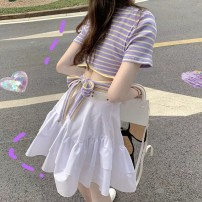 Fashion suit Spring 2020 S M L XL Light purple suit 18-25 years old JEPFEIXIA 100.00% polyester Pure e-commerce (online only)
