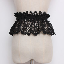 Belt / belt / chain other Black and white Shipaidi Spring and summer 2011