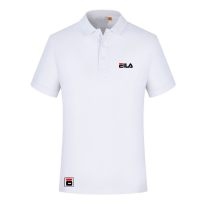 Polo shirt Qi Fei's success other Plush and thicken White Gray Black Red Blue Navy S M L XL 2XL 3XL easy Other leisure Short sleeve Other 100% printing 2011
