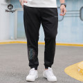 Casual pants MKDBJN Youth fashion Pants smt6207 black L XL 2XL 3XL 4XL 5XL 6XL 7XL routine trousers Other leisure easy Micro bomb SMT6207 summer Large size tide 2020 middle-waisted Little feet Polyamide fiber (nylon) 47.1% viscose fiber (viscose fiber) 45.8% polyurethane elastic fiber (spandex) 7.1%
