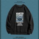 Women's large Autumn 2020 L XL S M 2XL 3XL Sweater / sweater easy Socket Animal design Crew neck cotton routine W-9 WSDK Cotton 95% polyurethane elastic fiber (spandex) 5%