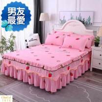 Bed skirt 120cm * 200cm three piece set, 150cm * 200cm three piece set, 180cm * 200cm three piece set, 180cm * 220cm three piece set, 200cm * 220cm three piece set Others Other / other Others OQ9Jg