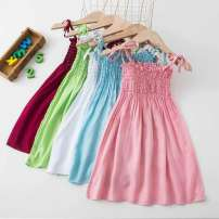 Dress female Other / other Other 100% Solid color A-line skirt 3 months