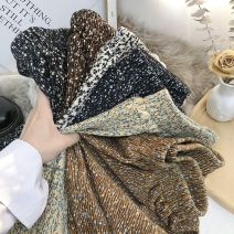 skirt Autumn 2020 Average size Light yellow, khaki, coffee, white apricot, blue flower on black background, apricot flower on black background Mid length dress commute High waist Pleated skirt Decor Type H 18-24 years old 51% (inclusive) - 70% (inclusive) other other Korean version