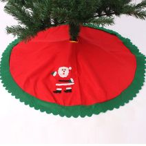 Christmas decorations Tree Skirt [1 pack] Other / other Christmas Tree Skirt
