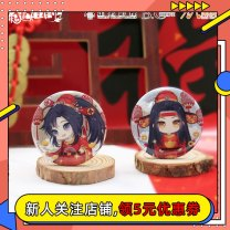 Cartoon card / Pendant / stationery Master of evil Over 14 years old goods in stock Chinese Mainland