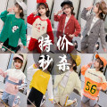 suit Other / other 110 (suggested height 100), 120 (suggested height 110), 130 (suggested height 120), 140 (suggested height 130), 150 (suggested height 140), 160 (suggested height 150) female spring and autumn Korean version Long sleeve + pants 2 pieces routine There are models in the real shooting