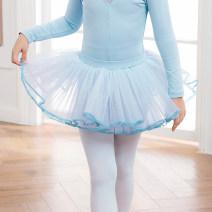 Children's performance clothes female Class B Ballet 3 years old, 4 years old, 5 years old, 6 years old, 7 years old, 8 years old, 9 years old, 10 years old, 11 years old, 12 years old, 13 years old Winter 2020