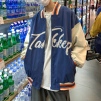 Jacket Other / other Youth fashion K66 coat (black), K66 coat (blue), random one in the store S,M,L,XL,2XL easy Other leisure autumn Long sleeves