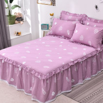 Bed skirt cotton Milo, dessert diary, fresh story, FENBO point, ferrag bean paste, magic age, baby pig, love bird, flower fragrance and love, thought blue, chasing deer, star dream blue, anmeng green, forest at night, Cherry Blossom Jade, animal paradise, Fanhua powder, Jane Eyre gray, dream JZD-DCQ
