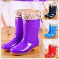 Rain shoes 36 37 38 39 40 41 42 43 44 PVC Spring 2020 PVC Fleece PVC