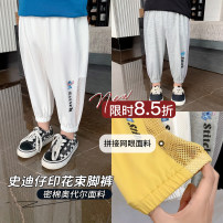 trousers luson male 80, 90, 100, 110, 120, 130, 140, 150 summer trousers leisure time There are models in the real shooting Leggings other Don't open the crotch Other 100% 12 months, 18 months, 2 years old, 3 years old, 4 years old, 5 years old, 6 years old, 7 years old