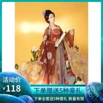 Hanfu 81% (inclusive) - 90% (inclusive) S M L XL polyester fiber