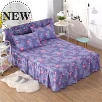 Bed skirt Others Dream come true, Xiali manor, Mulan Qinzi, cloud blossoming, feather Xiaoxiao, singing in the middle of the night, huamengyiren, Ailuo cherry blossom, flamingo, Manman flower language Other / other Plants and flowers Qualified products