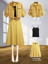 Fashion suit Summer 2020 S,M,L,XL 25-35 years old Other / other