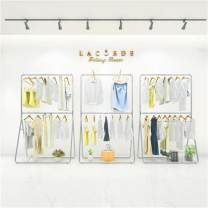 Clothing display rack clothing Metal Other / other Other / other Official standard
