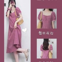 Women's large Summer 2021 Picture color S M L XL 1211 in stock Meeting with Xi Other 100%