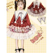 Cosplay women's wear skirt goods in stock Over 14 years old comic other Lolita
