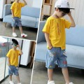 suit Other / other male summer Korean version other 2 pieces routine There are models in the real shooting Socket nothing Cartoon animation other children Expression of love Class A Other 100% 14, 3, 18, 9, 5, 9, 12, 7, 8, 12, 3, 6, 6, 2, 13, 11, 4, 10 Chinese Mainland