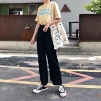 Casual pants 1, 4, 5, 7, 9, 11, 13, 15, 16, black Waist size 35-75