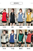 short coat Autumn 2020 L XL 2XL 3XL 4XL 5XL Yellow red black off white dark green lake blue brick red denim blue routine routine singleton  Self cultivation Sweet Hood zipper Solid color 25-29 years old Otichun 96% and above zipper A#62642808637361990458737027_2 polyester fiber cotton Polyester 100%