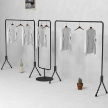 Clothing display rack clothing iron 3D001 Other Official standard
