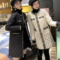 Outdoor casual clothes Tagkita / she and others female Off white, black 51-100 yuan S,M,L,XL,2XL,3XL other winter Medium length cotton