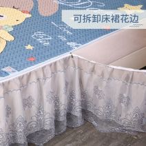 Bed skirt 150cmx200cm (suitable for 1.5m bed), 180cmx200cm (suitable for 1.8m bed), 200cmx220cm (suitable for 2.0m bed), 120cmx200cm (suitable for 1.2m bed) Others Other / other Plants and flowers Qualified products