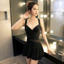 Bikini AI Black backless toilet version, red backless toilet version 3XL is suitable for 130-150 Jin, l is suitable for 100-110 Jin, M is suitable for 85-100 Jin, XL is suitable for 110-120 Jin, XXL is suitable for 120-130 Jin