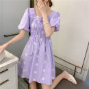 Dress Summer 2020 Purple, blue, white S,M,L Other / other