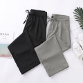 Casual pants M L XL 2XL 3XL 4XL Summer 2021 Ninth pants Straight pants High waist commute routine Danliyou Korean version Three dimensional cutting Other 100% Pure e-commerce (online only)