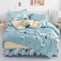 Bedding Set / four piece set / multi piece set cotton Quilting Plants and flowers 128x68 Other / other cotton 4 pieces 40 100% cotton