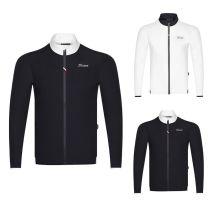 Golf apparel White, black S,M,L,XL,XXL,XXXL male uatitua Windbreaker