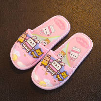 slipper female other Other / other spring and autumn other Flat heel other plastic cement children
