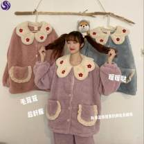 Cosplay women's wear Other women's wear goods in stock Over 14 years old Pink robe, blue suit, pink suit, blue robe, purple robe comic Other / other Average size