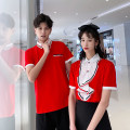 shirt Men's pants, women's skirts, men's t, women's t S,M,L,XL,2XL,3XL Spring 2021 other 51% (inclusive) - 70% (inclusive) Short sleeve other Regular other Three buttons routine other 18-24 years old Straight cylinder Serenity of Xiao Li Splicing