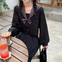 Square Dance Dress S,M,L,XL Single shirt, single skirt, shirt + skirt [two piece set] other Long sleeves female
